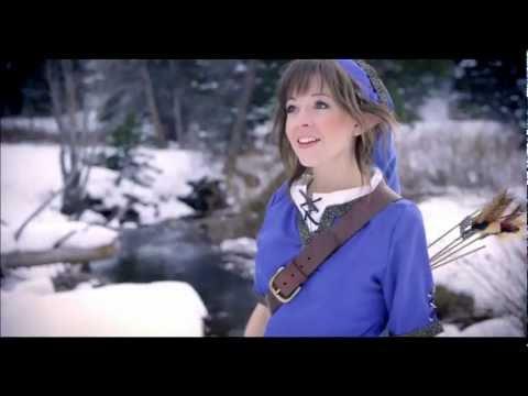 Embedded thumbnail for Lindsey Stirling-Zelda Medley